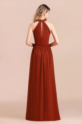 Rote Brautjungfernkleider Lang Günstig   kleider Für Hochzeitsgäste_3