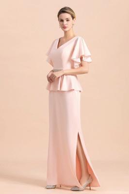 Elegante Brautmutterkleider Lang Günstig | Kleider Für Brautmutter_8