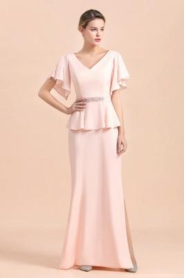Elegante Brautmutterkleider Lang Günstig | Kleider Für Brautmutter