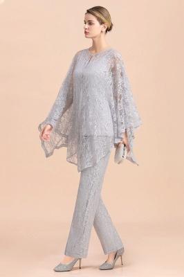 3 Teilige Brautmutterkleider Jumpsuit | Kleider Für Brautmutter Mit Jacket_6