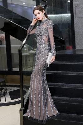 Designer Prom Dresses Long Cheap | Evening dresses glitter_7