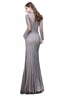 Designer Prom Dresses Long Cheap | Evening dresses glitter_15