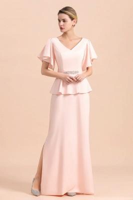 Elegante Brautmutterkleider Lang Günstig | Kleider Für Brautmutter_6