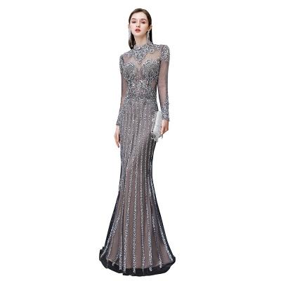 Designer Prom Dresses Long Cheap | Evening dresses glitter_11