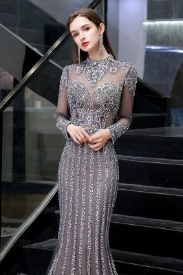 Designer Prom Dresses Long Cheap | Evening dresses glitter_9