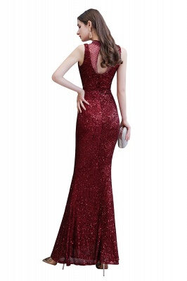 Prom dresses with glitter | Evening dress long red_11