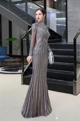 Designer Prom Dresses Long Cheap | Evening dresses glitter_3