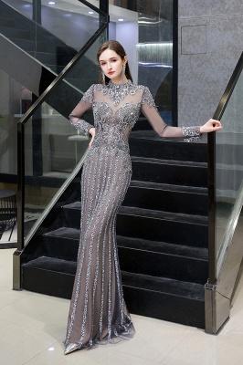 Designer Prom Dresses Long Cheap | Evening dresses glitter_4