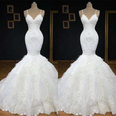 Elegant wedding dresses with lace | Wedding Dresses Cheap Online_3