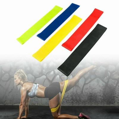 Gummibänder Sport Günstig | Yoga Gymnastik Gummiband_7
