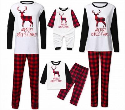 Schlafanzug Weihnachten Winter | Nachtwäsche Damen Elegant_1