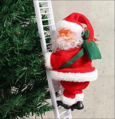 Climbing Santa Claus gift_3