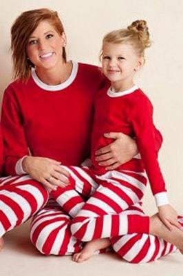 Weihnachten Schlafanzug Damen | Warmer Winter Pyjama_2