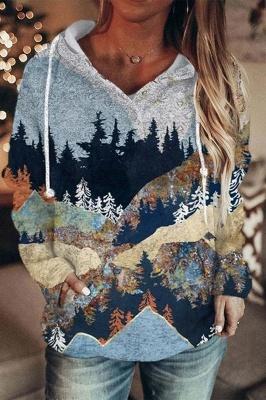 Sweater women 3D Print | Printed hoodie