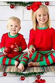 Weihnachten Schlafanzug Damen | Warmer Winter Pyjama_6