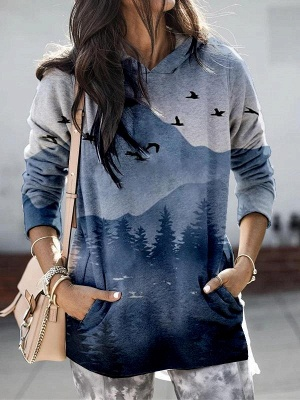 Christmas sweater | Blue Sweaters Cheap Online_1