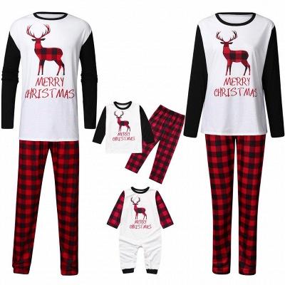 Schlafanzug Weihnachten Winter | Nachtwäsche Damen Elegant_5