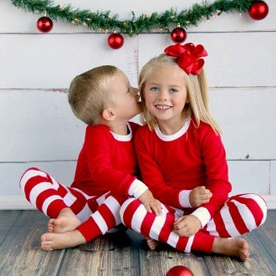 Children's pajamas Christmas | Buy fine nightwear online