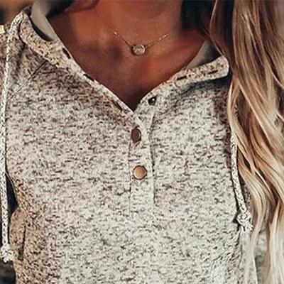 Hoodie Bedrucken Grau | Pullover Sweatshirt_6