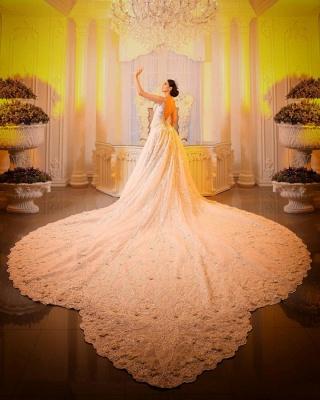 Designer Brautkleider Mit Ärmel | Hochzeitskleider Mit Spitze_2