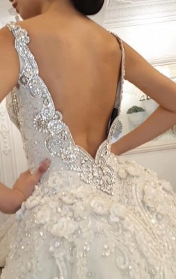 Designer Brautkleider Mit Ärmel | Hochzeitskleider Mit Spitze_4