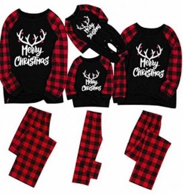Schlafanzug Weihnachten Winter | Nachtwäsche Damen Elegant_3