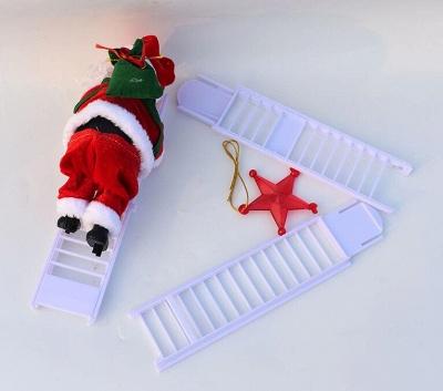 Climbing Santa Claus gift_5