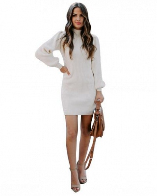 White Hoodie Long | Sweater sweetshirt_1