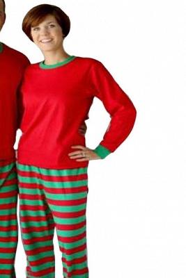 Weihnachten Schlafanzug Damen | Warmer Winter Pyjama_5