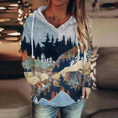 Sweater women 3D Print | Printed hoodie_2