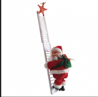 Climbing Santa Claus gift_6