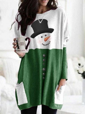 Red Christmas sweater women | Christmas sweater cheap_2
