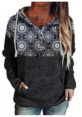 Sweetshirt women | Printed hoodie_5