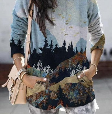 Christmas sweater | Blue Sweaters Cheap Online_3