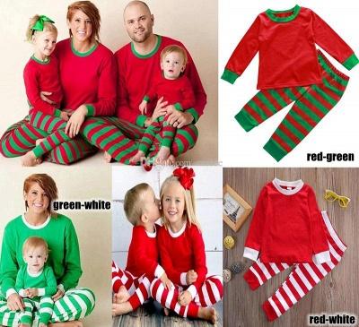 Weihnachten Schlafanzug Damen | Warmer Winter Pyjama_11
