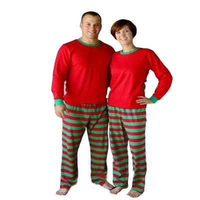 Weihnachten Schlafanzug Damen | Warmer Winter Pyjama_14