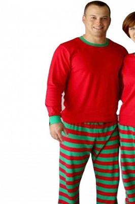Weihnachten Schlafanzug Damen | Warmer Winter Pyjama_4