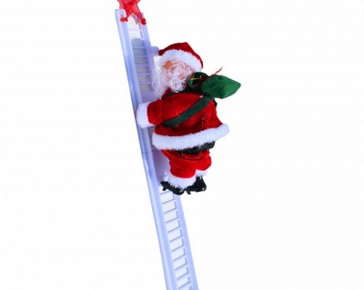Climbing Santa Claus gift_4