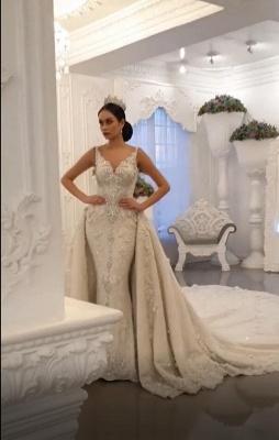 Designer Brautkleider Mit Ärmel | Hochzeitskleider Mit Spitze_3