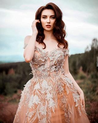 Hochzeitskleid Standesamt A Linie   Schöne Brautkleider_5