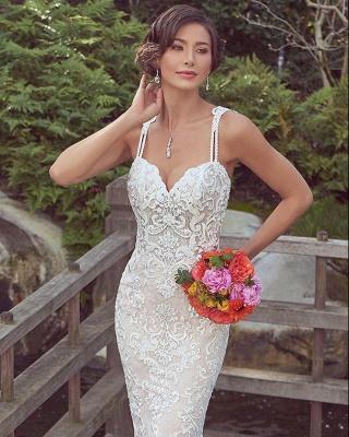 Designer Brautkleider Meerjungfrau Spitze | Hochzeitskleider Günstig_3
