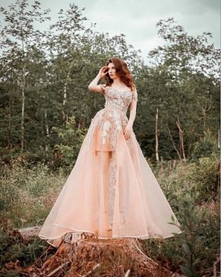Hochzeitskleid Standesamt A Linie   Schöne Brautkleider_2