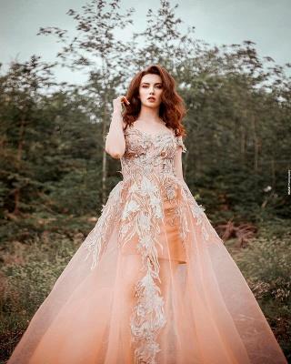 Hochzeitskleid Standesamt A Linie   Schöne Brautkleider_4
