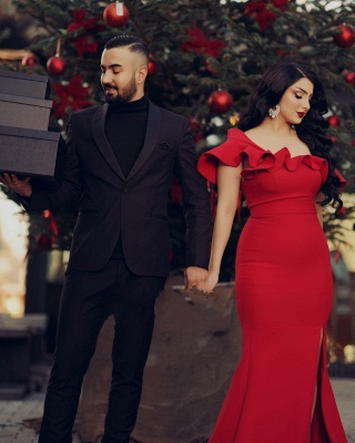 Red Prom Dresses Cheap | Evening dresses long_2