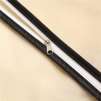 Kleidersack Brautkleid Lange Schleppe | Kleiderschutzhüllen mit Reißverschluss_4