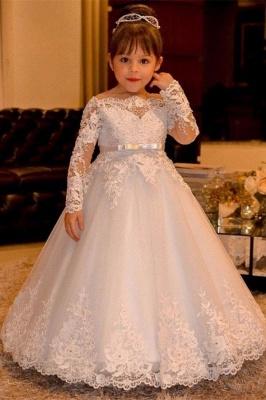 Süß Blumenmädchenkleider Günstig | Kleider für Blumen Kinder