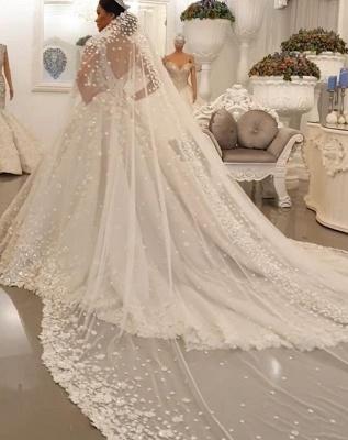 Luxus Brautkleider Prinzessin | Hochzeitskleider Online kaufen_4