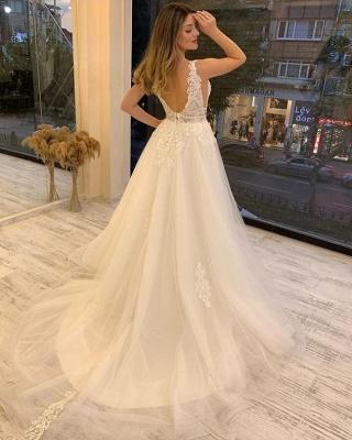 Vintage Bruat Dress A Line | Wedding dresses lace cheap_2