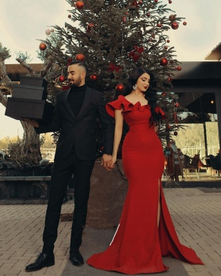 Red Prom Dresses Cheap | Evening dresses long_3