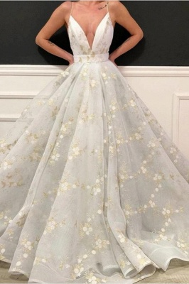 Designer Evening Dresses Long White | Prom dresses cheap_1